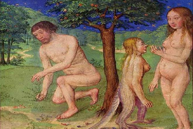 Адам, Литит и Ева