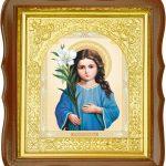 Икона «Трилетствующая»: о чем молятся, описание, значение. Икона маленькой Богородицы