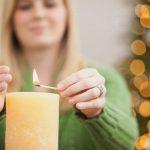 Как правильно очистить и освятить дом с помощью церковной свечи